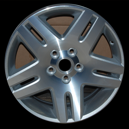 Chevrolet Impala 2006-2007 17x6.5 Machined Factory Replacement Wheels