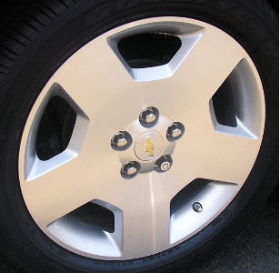 Chevrolet Monte Carlo 2006-2007 18x7 Machined Factory Replacement Wheels
