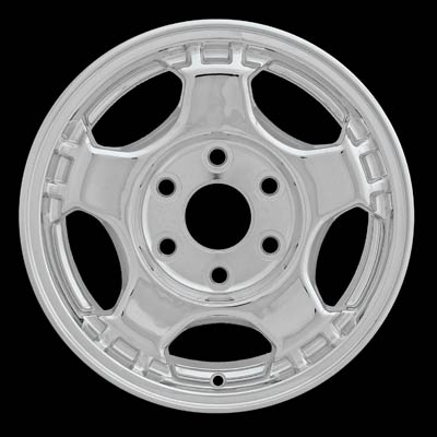 Chevrolet Silverado 1999-2002 16x7 Chrome Factory Replacement Wheels