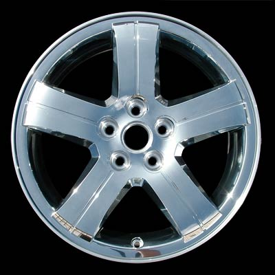 Chevrolet Malibu 2006-2007 17x7 Chrome Factory Replacement Wheels