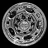 2001 Chevrolet Silverado  16x6.5 Polished Factory Replacement Wheels