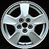 2002 Chevrolet Cavalier  15x6 Silver Factory Replacement Wheels