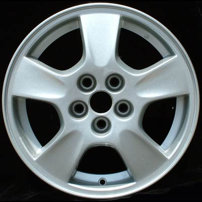 Chevrolet Cavalier 2000-2002 15x6 Silver Factory Replacement Wheels