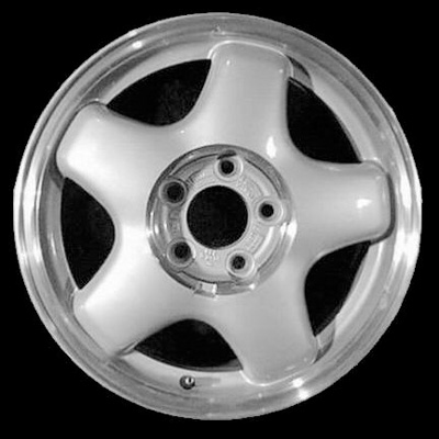 Chevrolet Lumina 1995-1997 16x6.5 Silver Factory Replacement Wheels