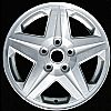 2001 Chevrolet Monte Carlo  16x6.5 Silver Factory Replacement Wheels