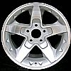 2002 Chevrolet S-10 Pickup  16x8 Machined Factory Replacement Wheel