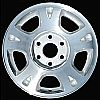 2004 Chevrolet Avalanche  17x7.5 Machined Factory Replacement Wheels