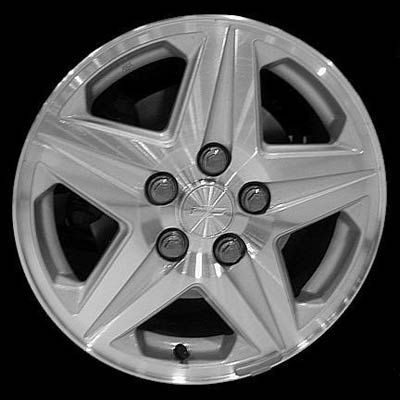 Chevrolet Monte Carlo 2001-2005 16x6.5 Machined Factory Replacement Wheels