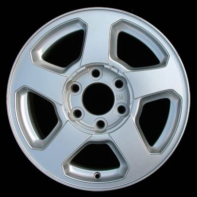 Chevrolet Trailblazer 2002-2006 16x7 Machined Factory Replacement Wheels