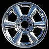 2004 Gmc Envoy  17x7 Polished Factory Replacement Wheel