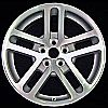 2002 Chevrolet Cavalier  16x6 Machined Factory Replacement Wheels