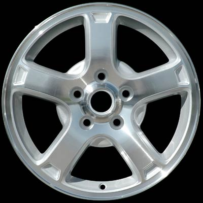 Chevrolet Impala 2003-2004 16x6.5 Machined Factory Replacement Wheels
