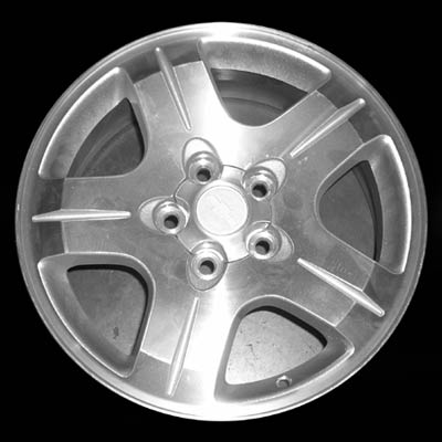 Chevrolet Impala 2004-2005 16x6.5 Machined Factory Replacement Wheels