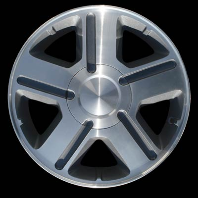 Chevrolet Trailblazer 2004-2009 17x7 Machined Factory Replacement Wheels