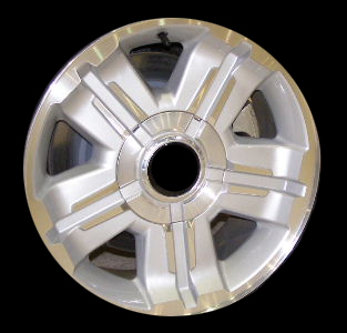 Chevrolet Silverado 2007-2008 18x8 Machined Factory Replacement Wheels