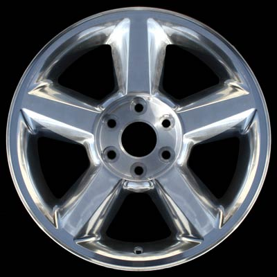 Chevrolet Silverado 2007-2008 20x8.5 Polished Factory Replacement Wheels