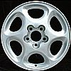 Oldsmobile Intrigue 1998-1999 16x6.5 Silver Factory Replacement Wheels
