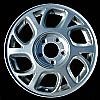 Oldsmobile Intrigue 2000-2002 16x6.5 Silver Factory Replacement Wheels