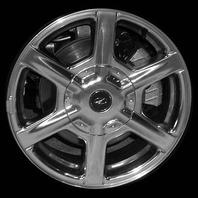 Oldsmobile Alero 2001-2002 16x6.5 Polished Factory Replacement Wheels