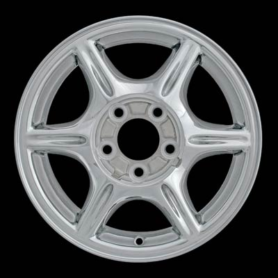 Oldsmobile Alero 1999-2000 16x6.5 Polished Factory Replacement Wheels