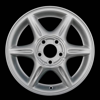 Oldsmobile Alero 1999-2001 16x6.5 Silver Factory Replacement Wheels