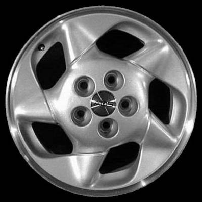 Pontiac Bonneville 1994-1999 16x7 Argent Factory Replacement Wheels