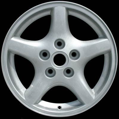 Pontiac Firebird 1995-2002 16x8 Silver Factory Replacement Wheels