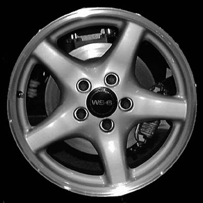 Pontiac Firebird 1996-1997 17x9 Machined Factory Replacement Wheels