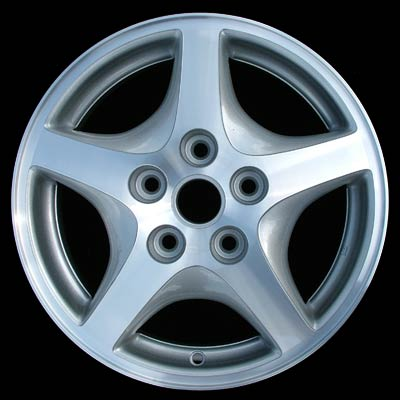 Pontiac Montana 1999-2004 15x6 Silver Factory Replacement Wheels