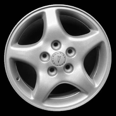 Pontiac Grand Prix 1997-2002 16x6.5 Bright Silver Factory Replacement Wheels