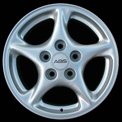 Pontiac Firebird 1998-2002 16x8 Silver Factory Replacement Wheels