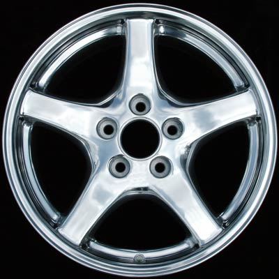 Pontiac Firebird 1997-2001 17x9 Polished Factory Replacement Wheels