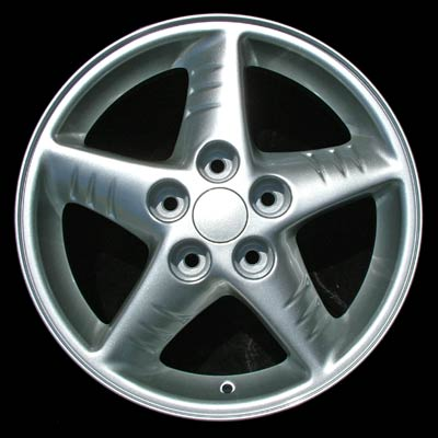 Pontiac Grand Prix 1999-2001 16x6.5 Bright Silver Factory Replacement Wheels
