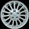 2000 Pontiac Grand Am  16x6.5 Machined Factory Replacement Wheels