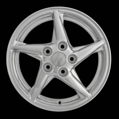 Pontiac Grand Prix 1999-2003 16x6.5 Bright Silver Factory Replacement Wheels