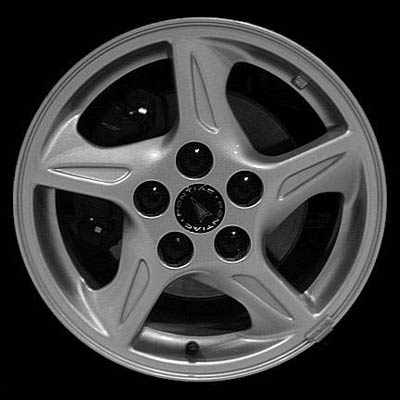 Pontiac Bonneville 2000-2002 16x7 Bright Silver Factory Replacement Wheels