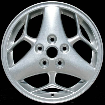 Pontiac Grand Prix 2000-2003 16x6.5 Bright Silver Factory Replacement Wheels