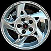 2003 Pontiac Grand Am  16x6.5 Silver Factory Replacement Wheels