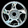 2002 Pontiac Grand Am  16x6.5 Chrome Factory Replacement Wheels