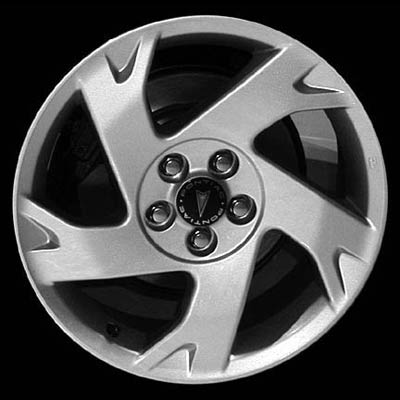 Pontiac Vibe 2003-2006 16x6.5 Silver Factory Replacement Wheels