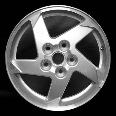Pontiac Grand Prix 2004-2005 16x6.5 Silver Factory Replacement Wheels