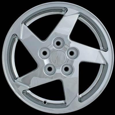 Pontiac Grand Prix 2004-2005 16x6.5 Chrome Factory Replacement Wheels