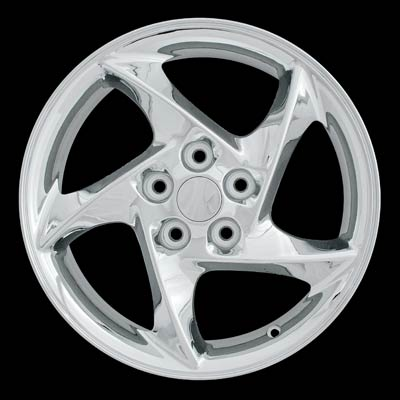 Pontiac Grand Prix 2004-2005 17x6.5 Chrome Factory Replacement Wheels