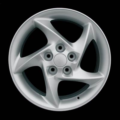 Pontiac Grand Prix 2004-2005 17x6.5 Silver Factory Replacement Wheels