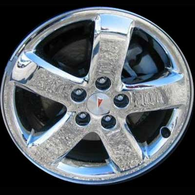 Pontiac G6 2005-2008 17x7 Chrome Factory Replacement Wheels