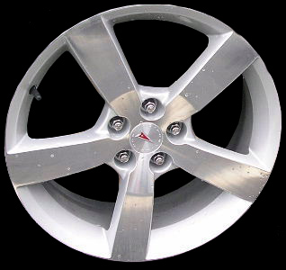 Pontiac G6 2005-2008 17x7 Machined Factory Replacement Wheels