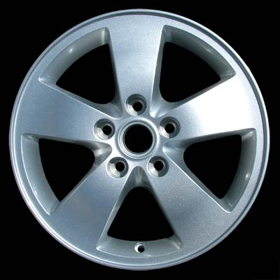 Pontiac Grand Prix 2005-2008 16x6.5 Silver Factory Replacement Wheels