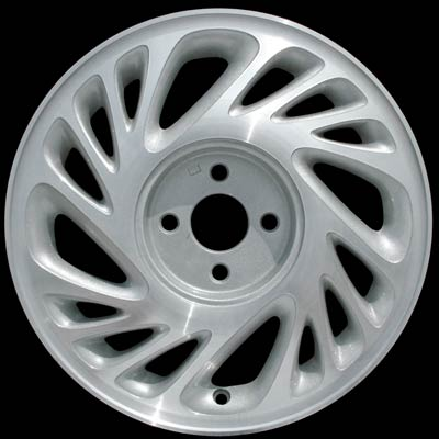 Saturn S-Series 1998-1999 15x6 Machined Factory Replacement Wheel