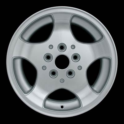 Jeep Cherokee 1996-1998 15x7 Machined Factory Replacement Wheels