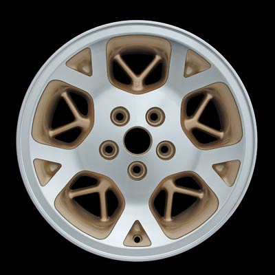 Jeep Grand Cherokee 1996-1998 16x7 Machined Factory Replacement Wheel